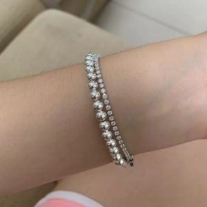 NEW Classy Round Silver Bead Bracelet